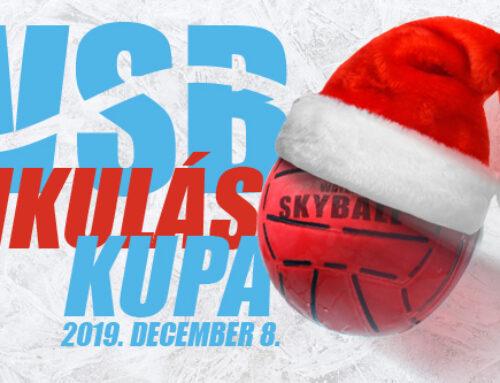 Mikulás Kupa – 2019. December 8., Budapest