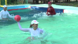 Water Skyball - mixed game