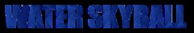 Water Skyball Logo