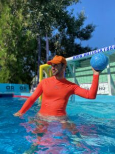 water skyball player 16