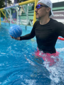 water skyball player 8